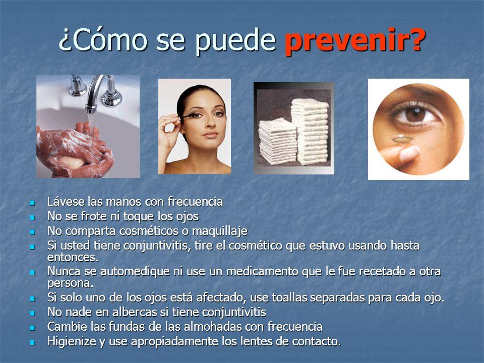 ¿Cómo se puede prevenir