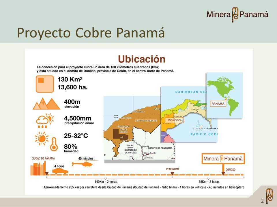 Proyecto Cobre Panamá