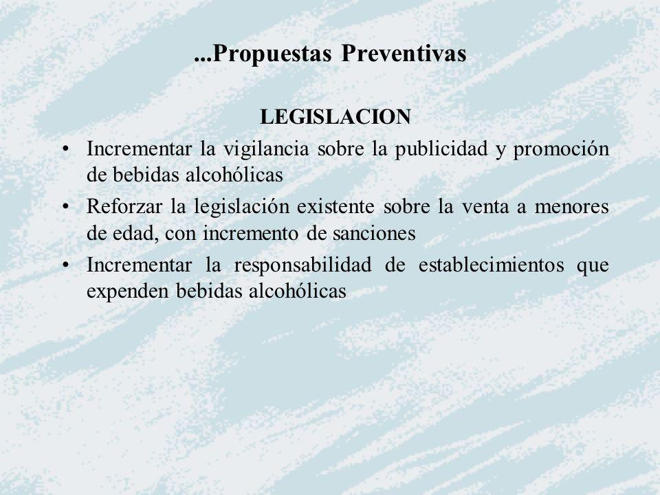 ...Propuestas Preventivas