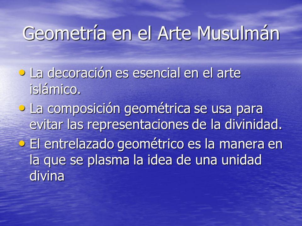 Geometría en el Arte Musulmán