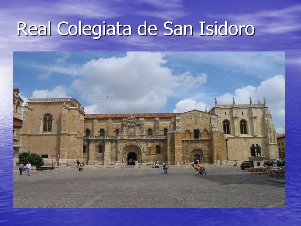 Real Colegiata de San Isidoro
