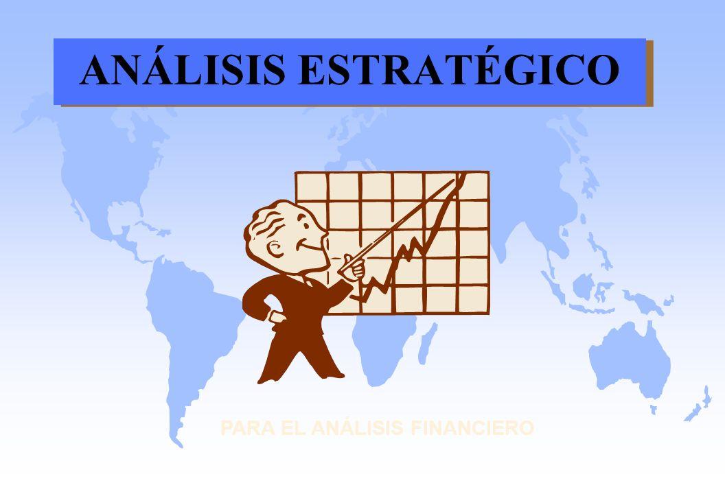 PARA EL ANÁLISIS FINANCIERO