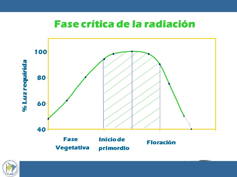 Fase crítica de la radiación