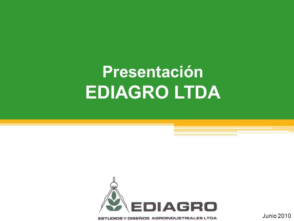Presentación EDIAGRO LTDA