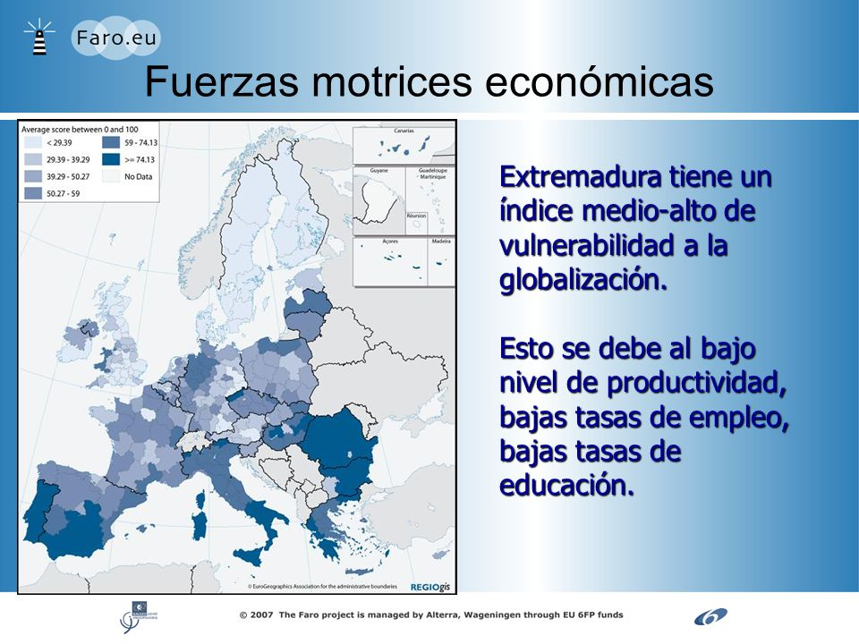 Fuerzas motrices económicas