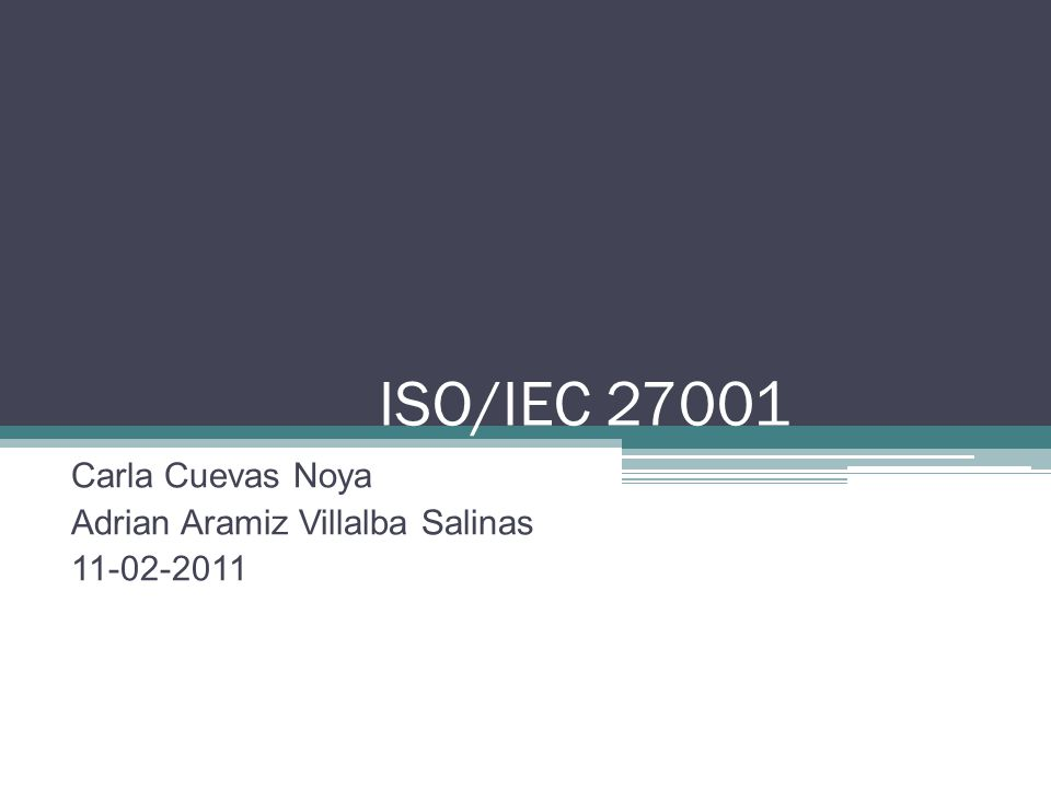 Carla Cuevas Noya Adrian Aramiz Villalba Salinas 11-02-2011