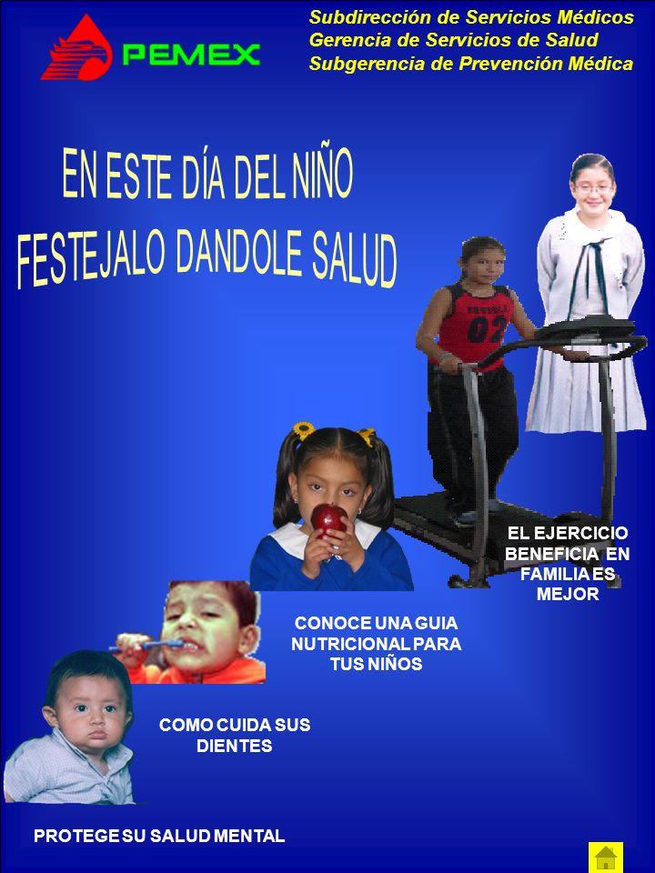 EL EJERCICIO BENEFICIA EN FAMILIA ES MEJOR