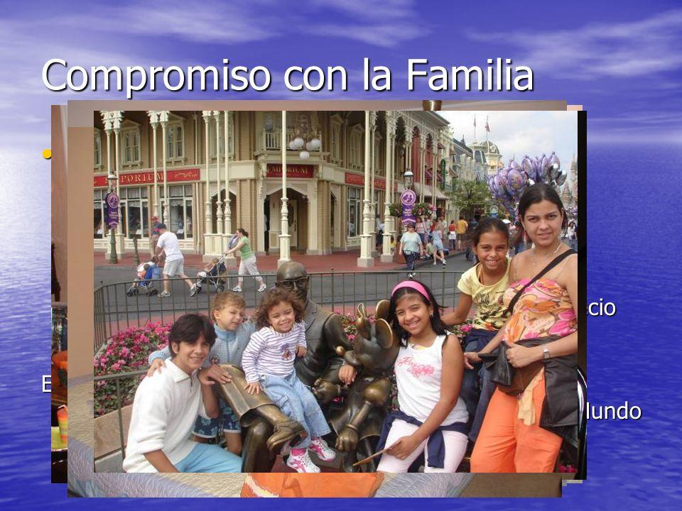 Compromiso con la Familia