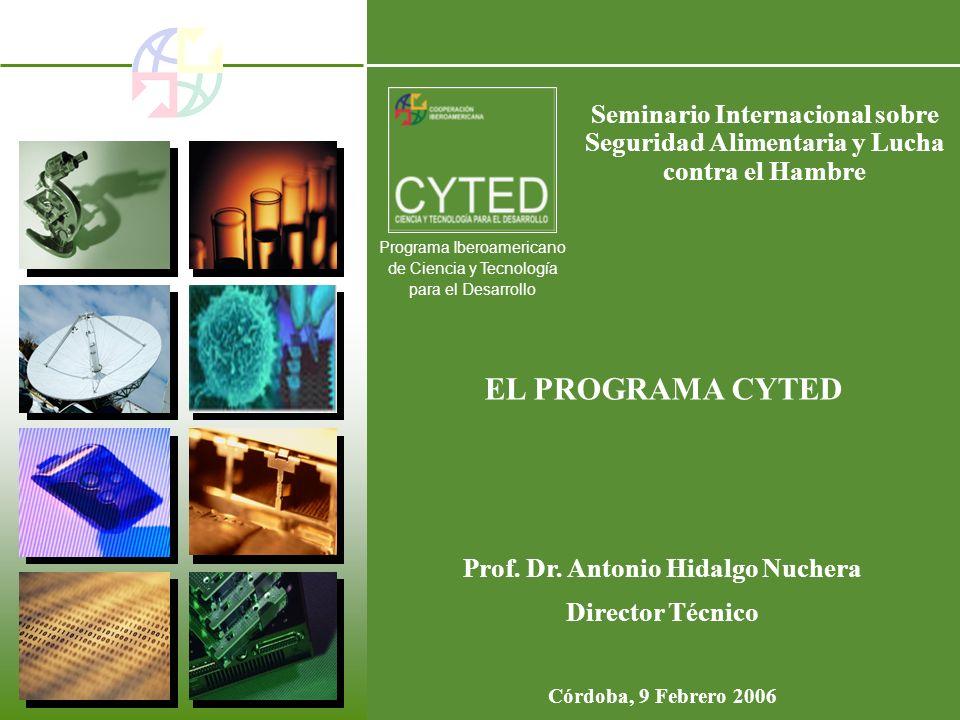 Prof. Dr. Antonio Hidalgo Nuchera
