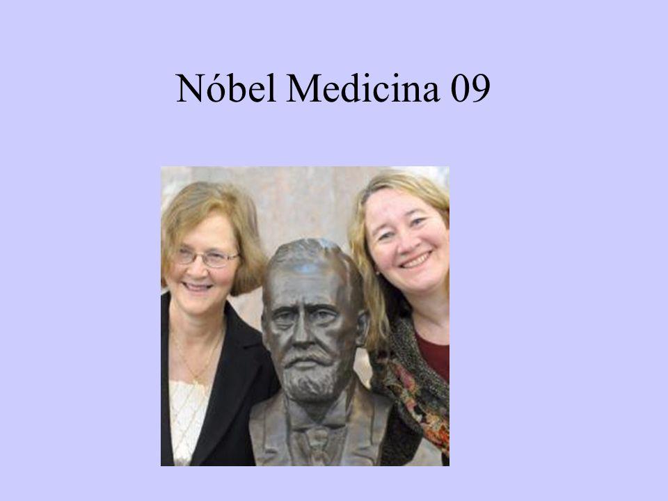 Nóbel Medicina 09