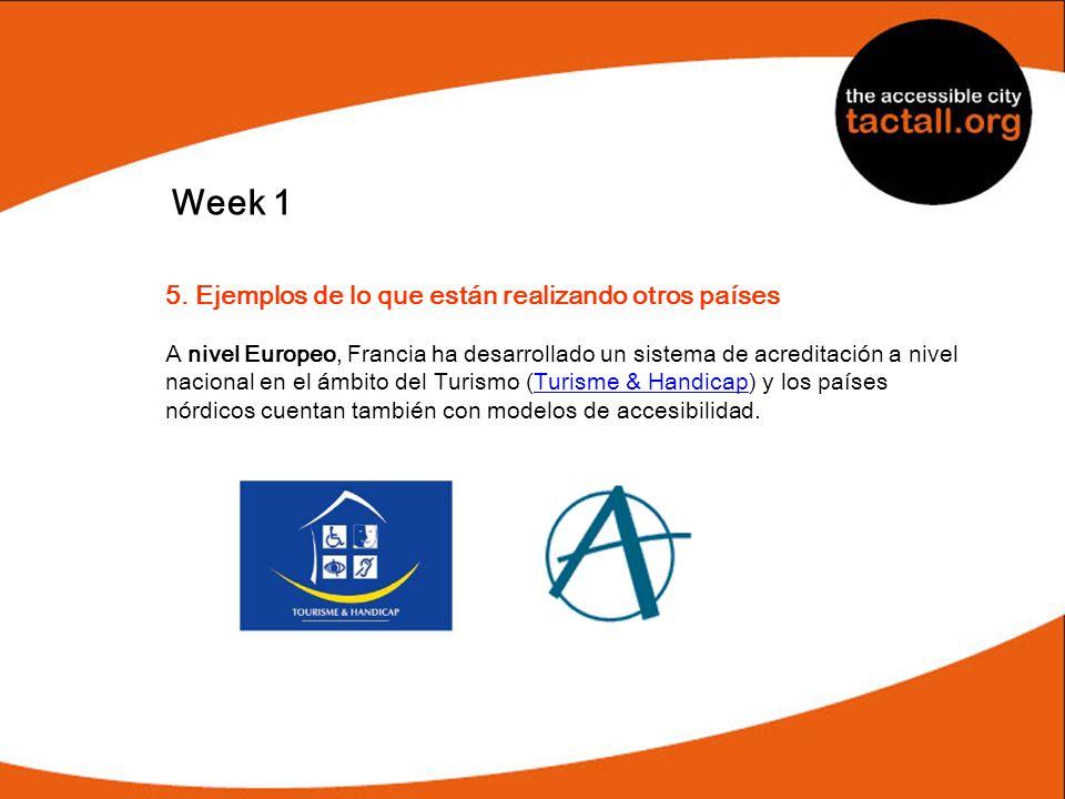 Week 1 5. Ejemplos de lo que están realizando otros países