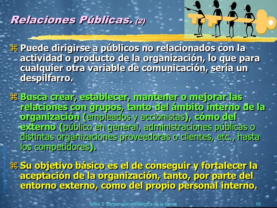 Relaciones Públicas. (2)