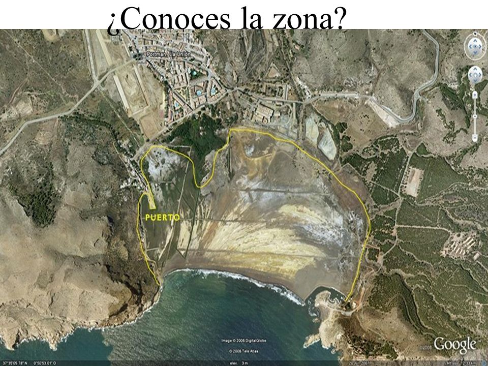 ¿Conoces la zona