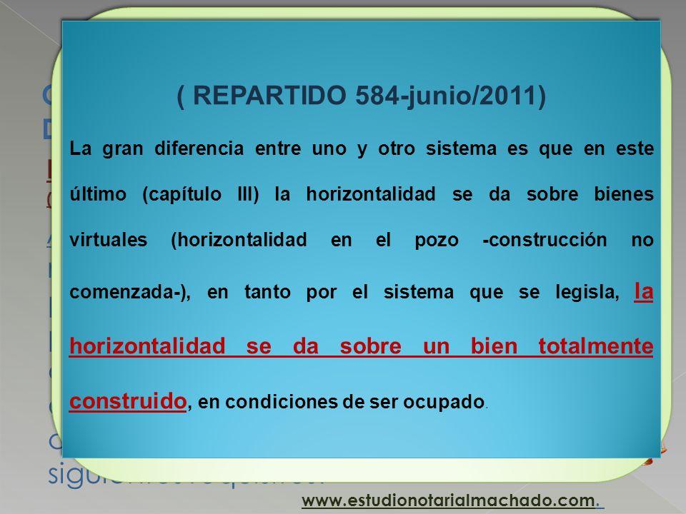 LEY 18795DECRETO 97/2012. HORIZONTALIDAD DEFINITIVA ANTICIPADA- Capítulo I - Artículo 1°. Incorporación al régimen de propiedad horizontal.