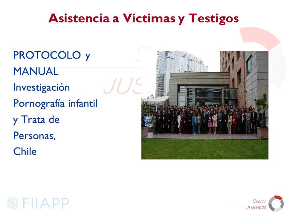 Asistencia a Víctimas y Testigos