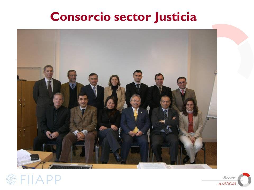 Si Consorcio sector Justicia