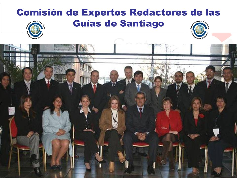 Comisión de Expertos Redactores de las Guías de Santiago