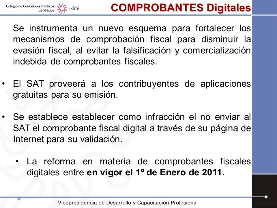 COMPROBANTES Digitales