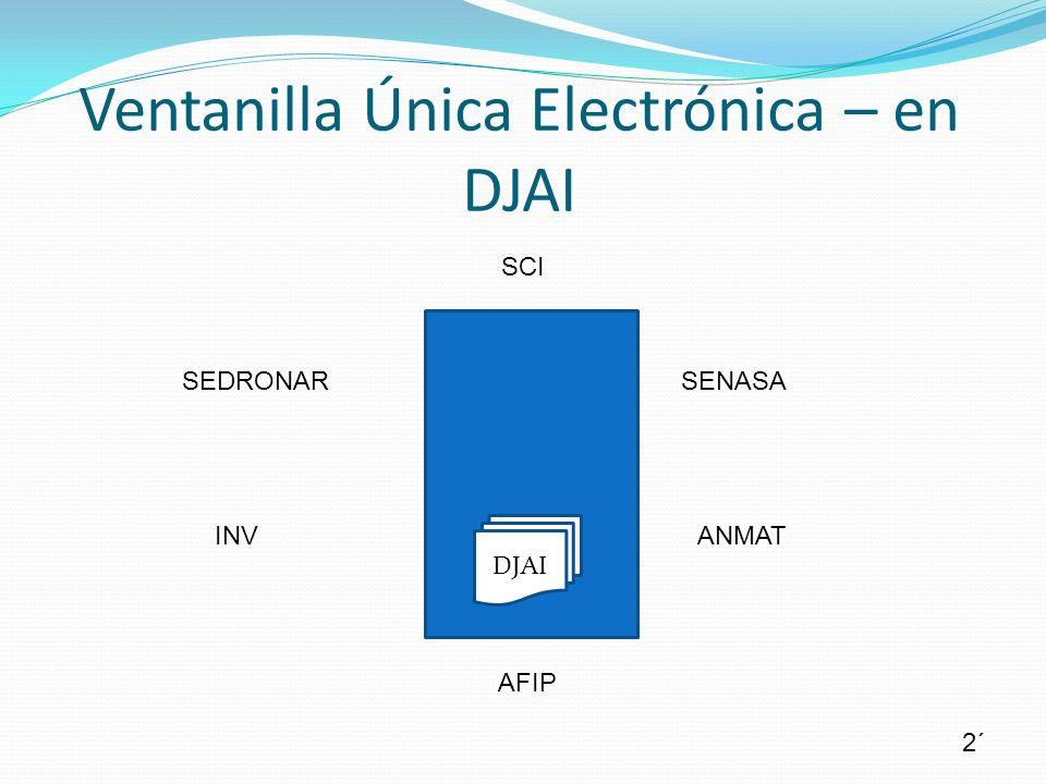 Ventanilla Única Electrónica – en DJAI