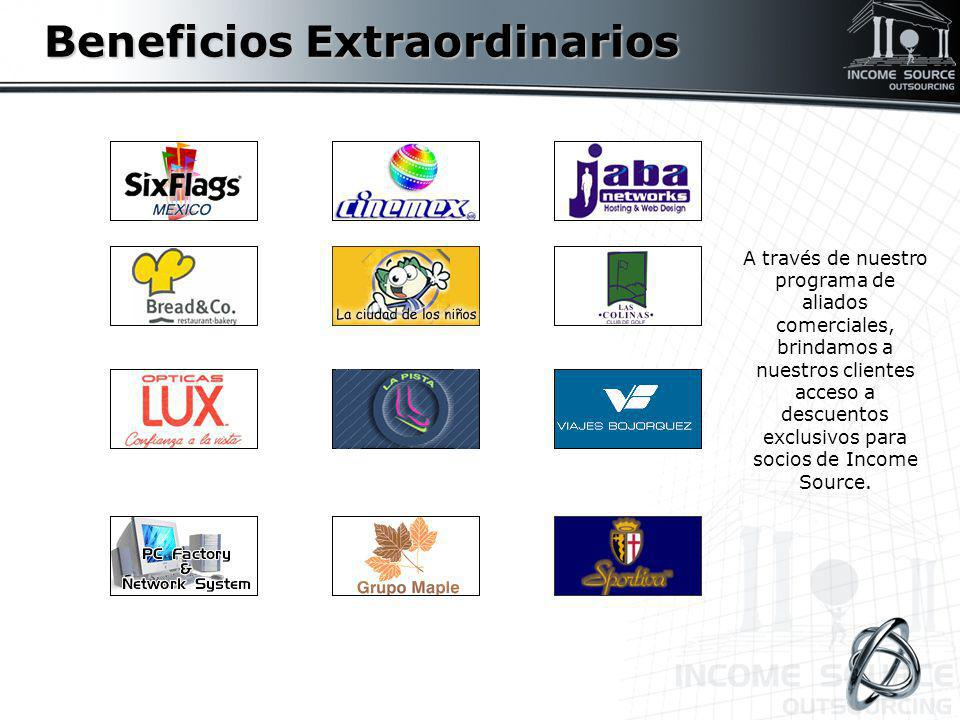 Beneficios Extraordinarios