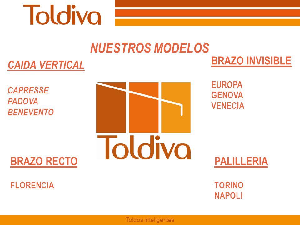 NUESTROS MODELOS CAIDA VERTICAL BRAZO INVISIBLE BRAZO RECTO PALILLERIA