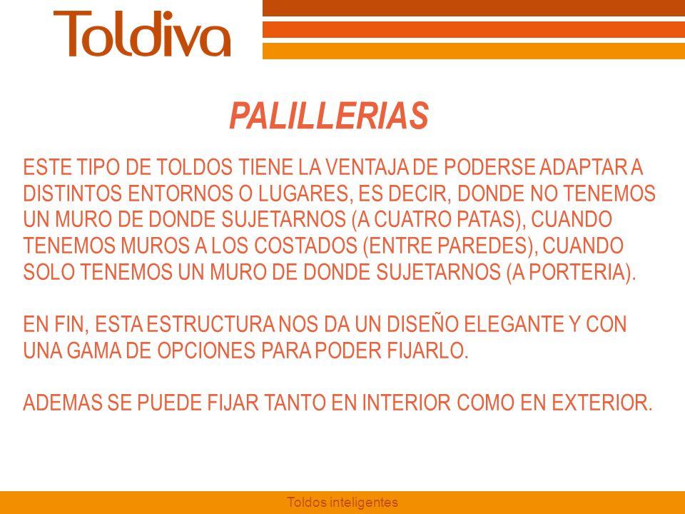 PALILLERIAS