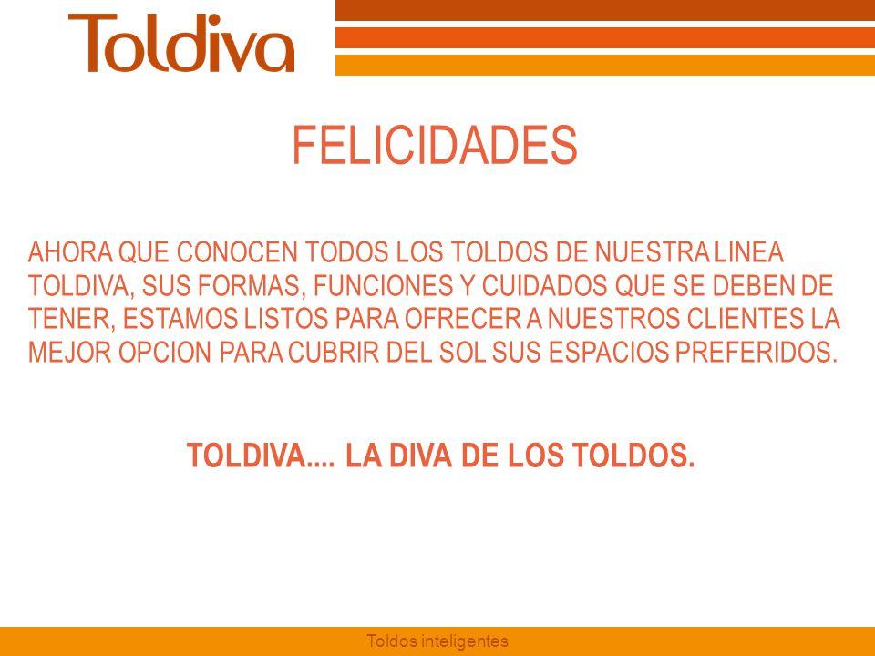 TOLDIVA.... LA DIVA DE LOS TOLDOS.