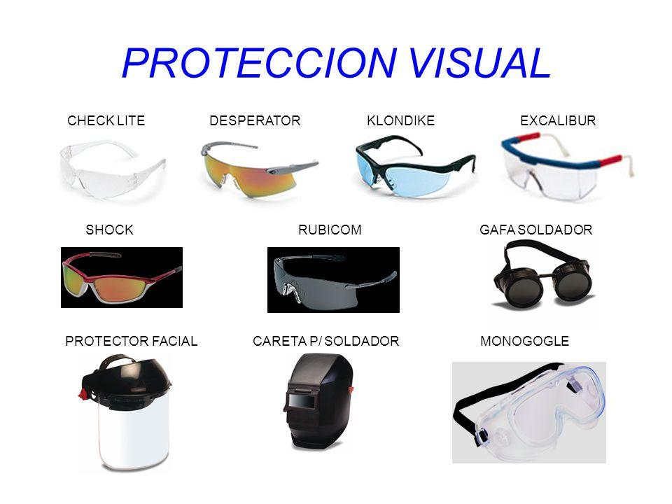 PROTECCION VISUAL SHOCK RUBICOM GAFA SOLDADOR