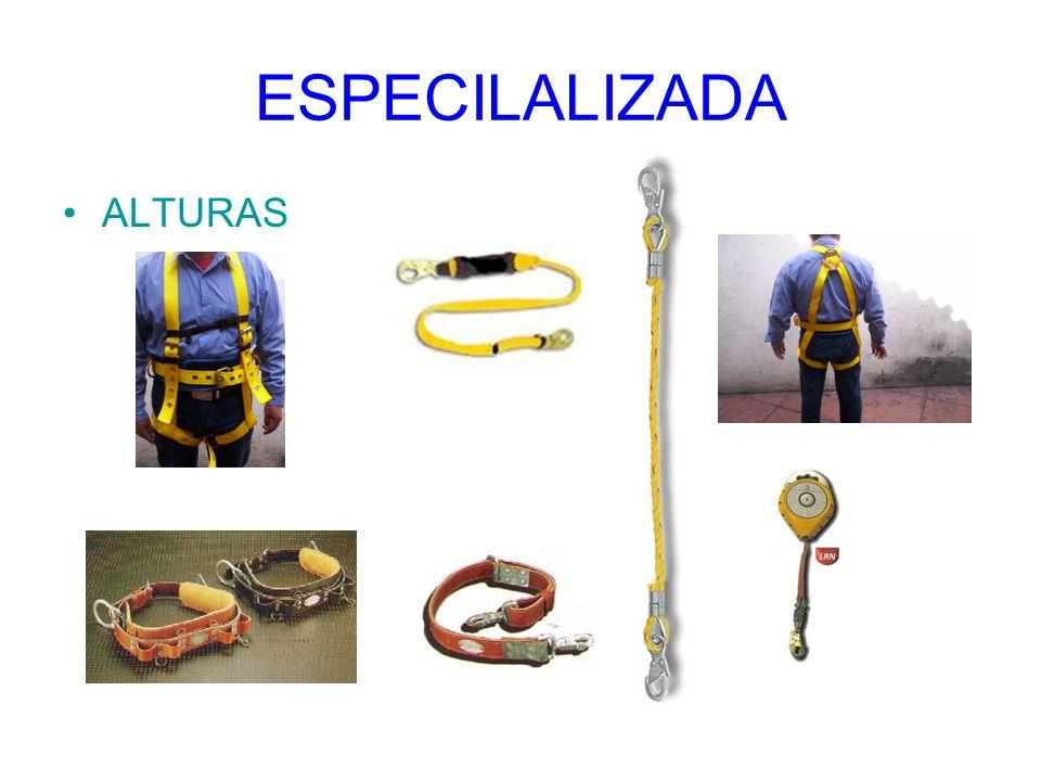 ESPECILALIZADA ALTURAS