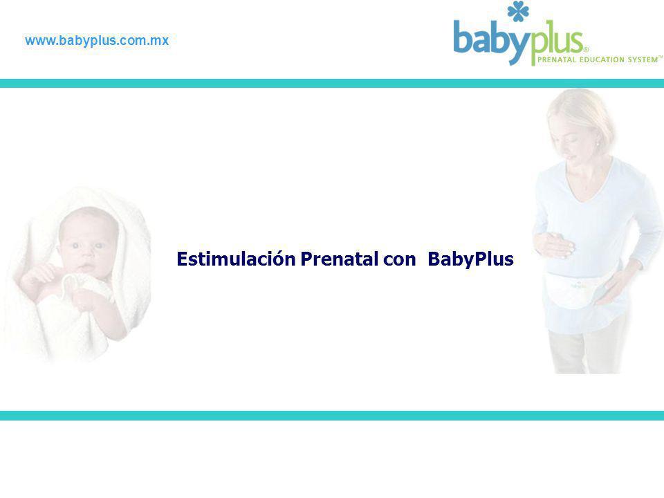 Estimulación Prenatal con BabyPlus