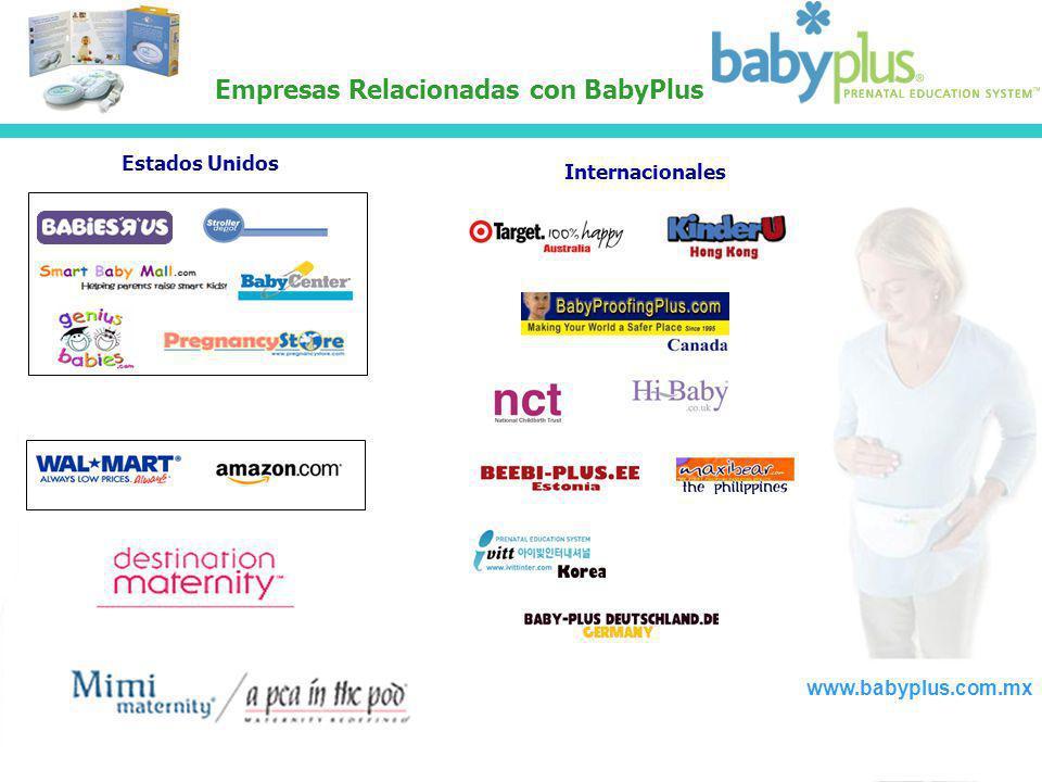 Empresas Relacionadas con BabyPlus