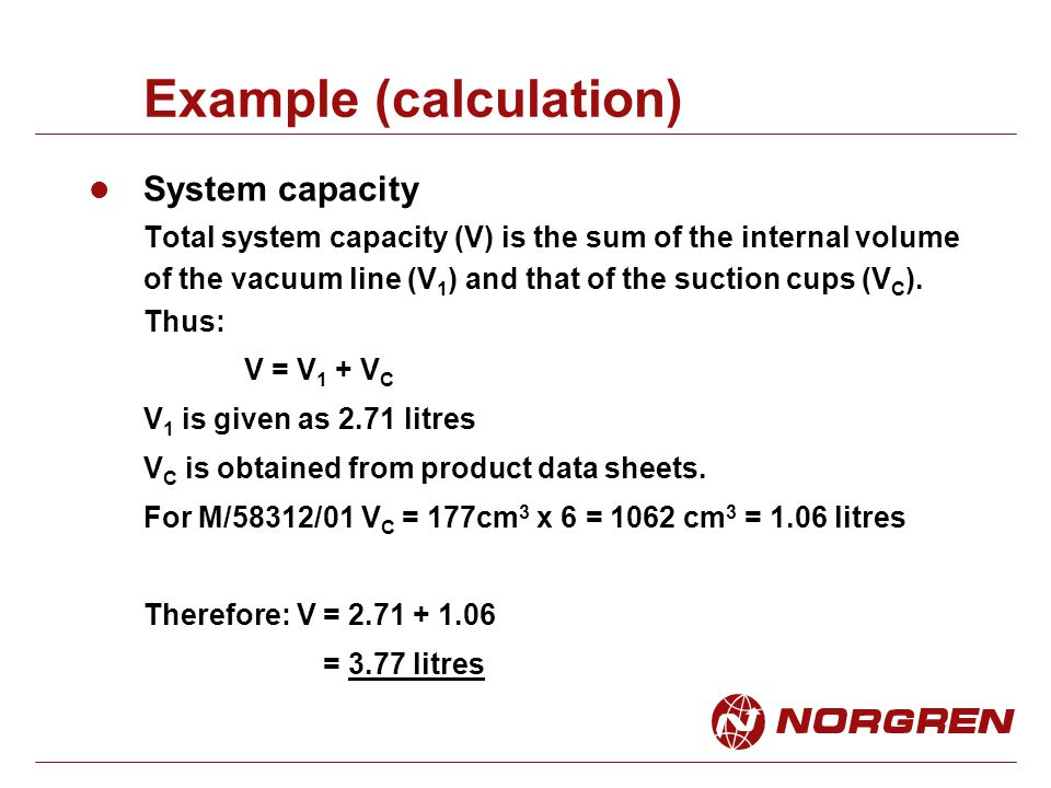 Example (calculation)