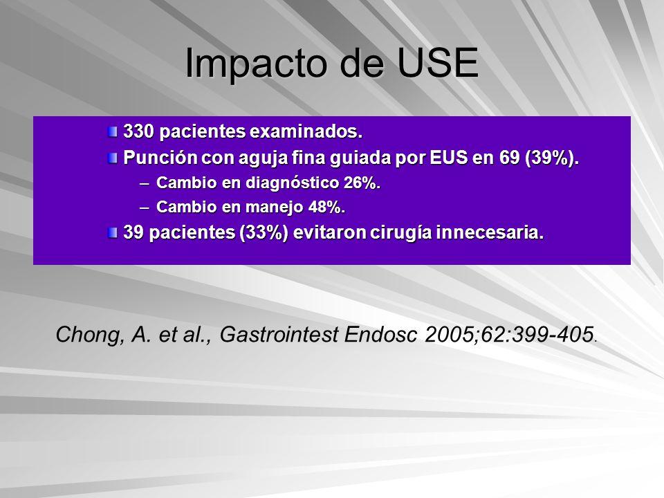 Chong, A. et al., Gastrointest Endosc 2005;62:399-405.