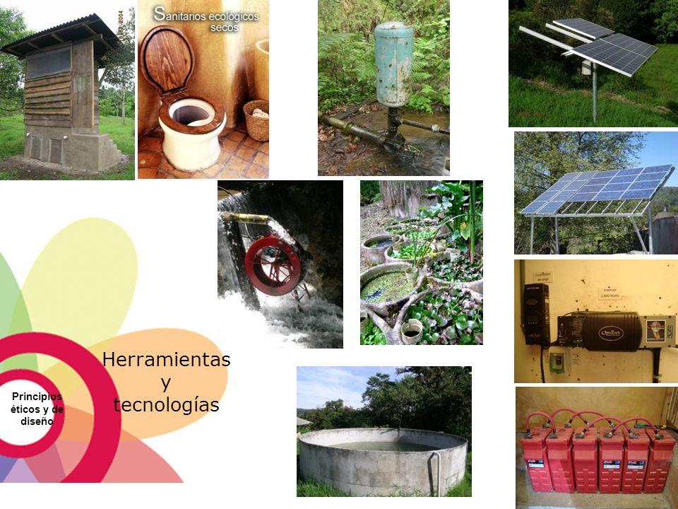 Herramientas y tecnologías Principios éticos y de diseño