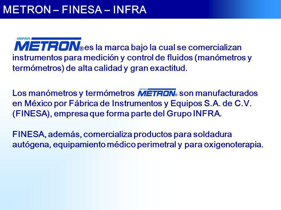 METRON – FINESA – INFRA