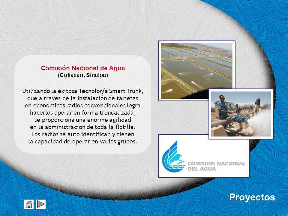 Comisión Nacional de Agua