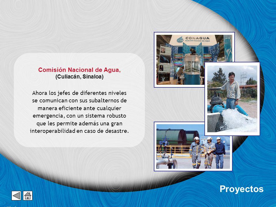Comisión Nacional de Agua,