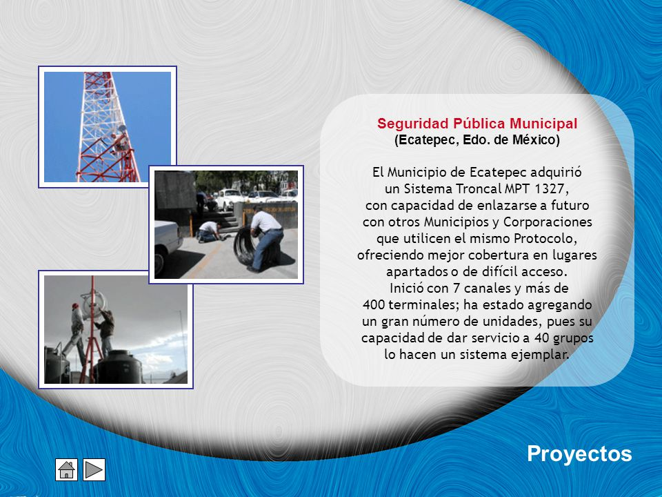 Seguridad Pública Municipal (Ecatepec, Edo. de México)