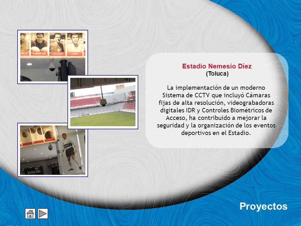 Proyectos Estadio Nemesio Díez La implementación de un moderno