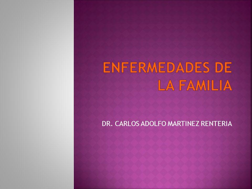 ENFERMEDADES DE LA FAMILIA