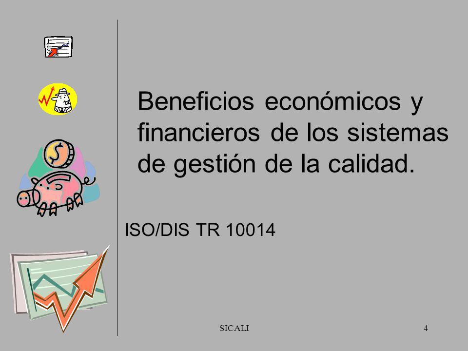 Beneficios económicos y financieros de los sistemas