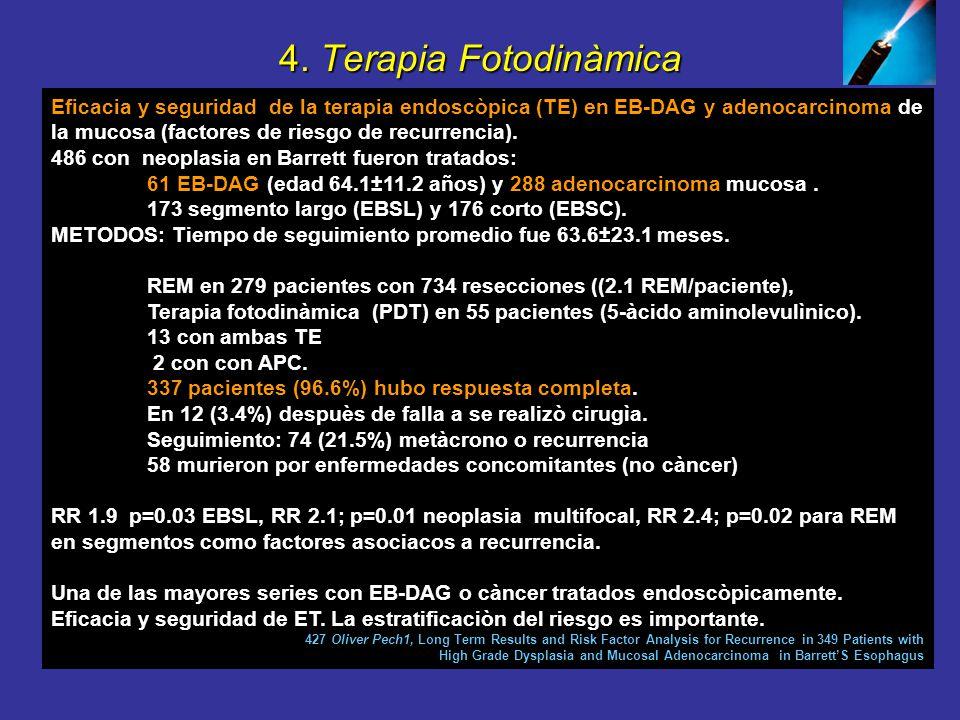 4. Terapia Fotodinàmica