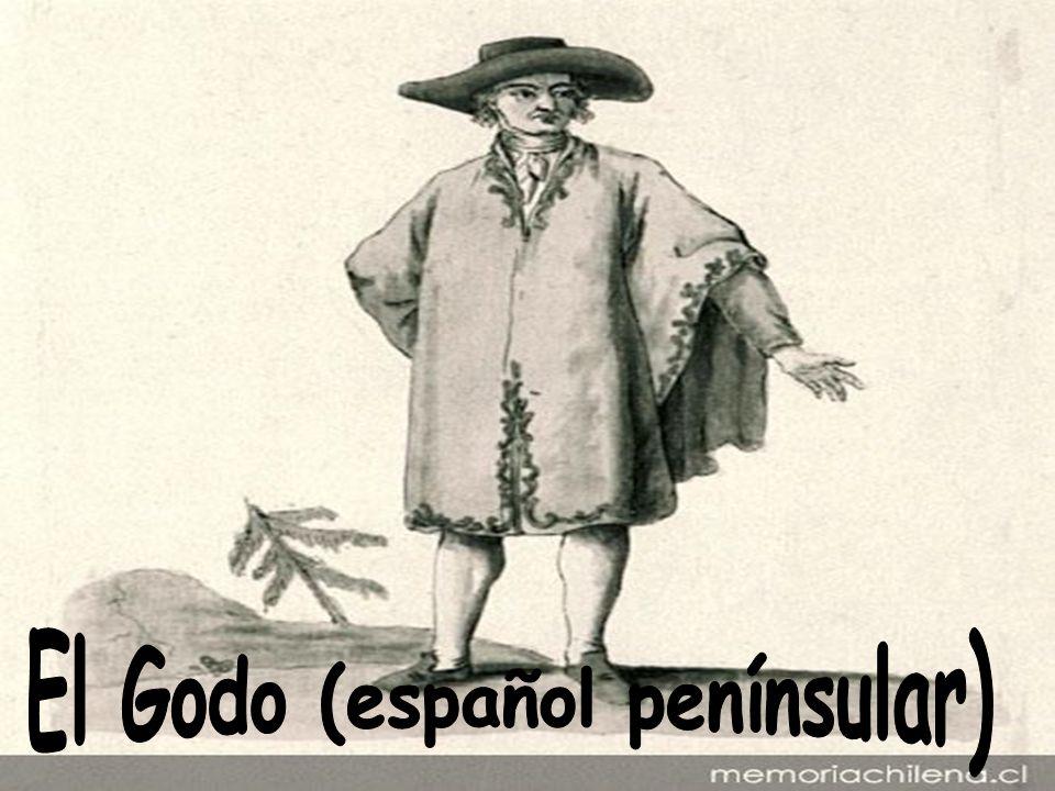 El Godo (español penínsular)