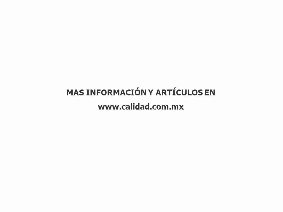 MAS INFORMACIÓN Y ARTÍCULOS EN