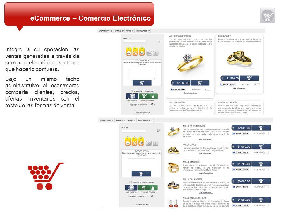 eCommerce – Comercio Electrónico