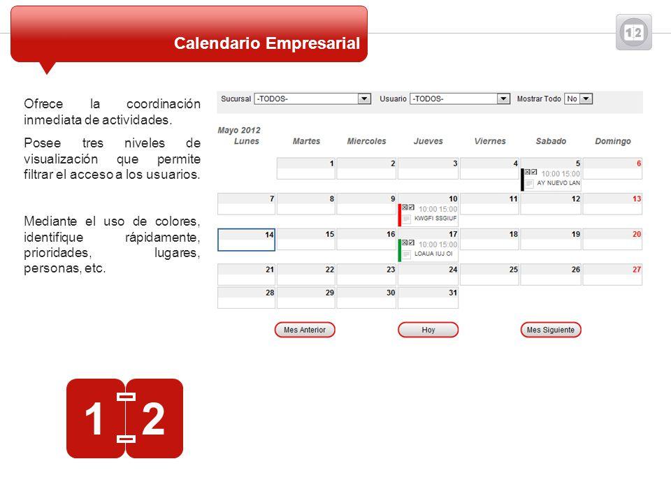 2 1 Calendario Empresarial