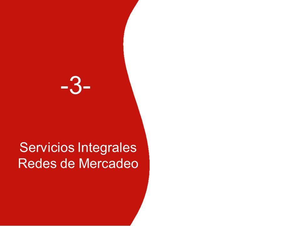 -3- Servicios Integrales Redes de Mercadeo