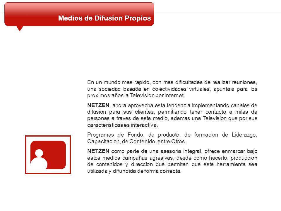 Medios de Difusion Propios