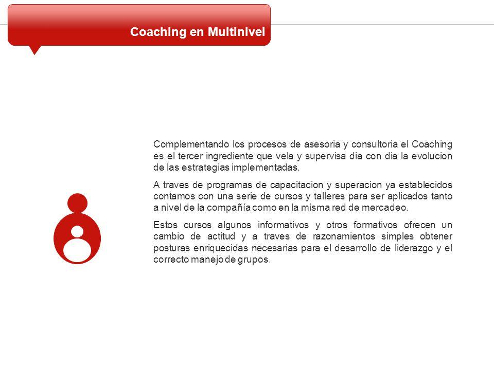 Coaching en Multinivel