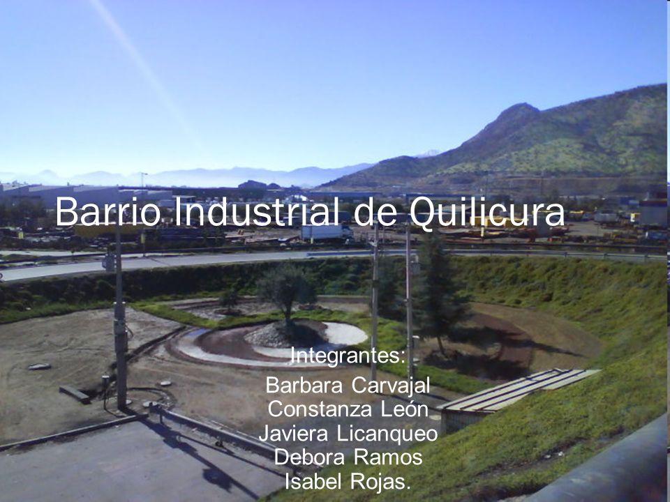 Barrio Industrial de Quilicura